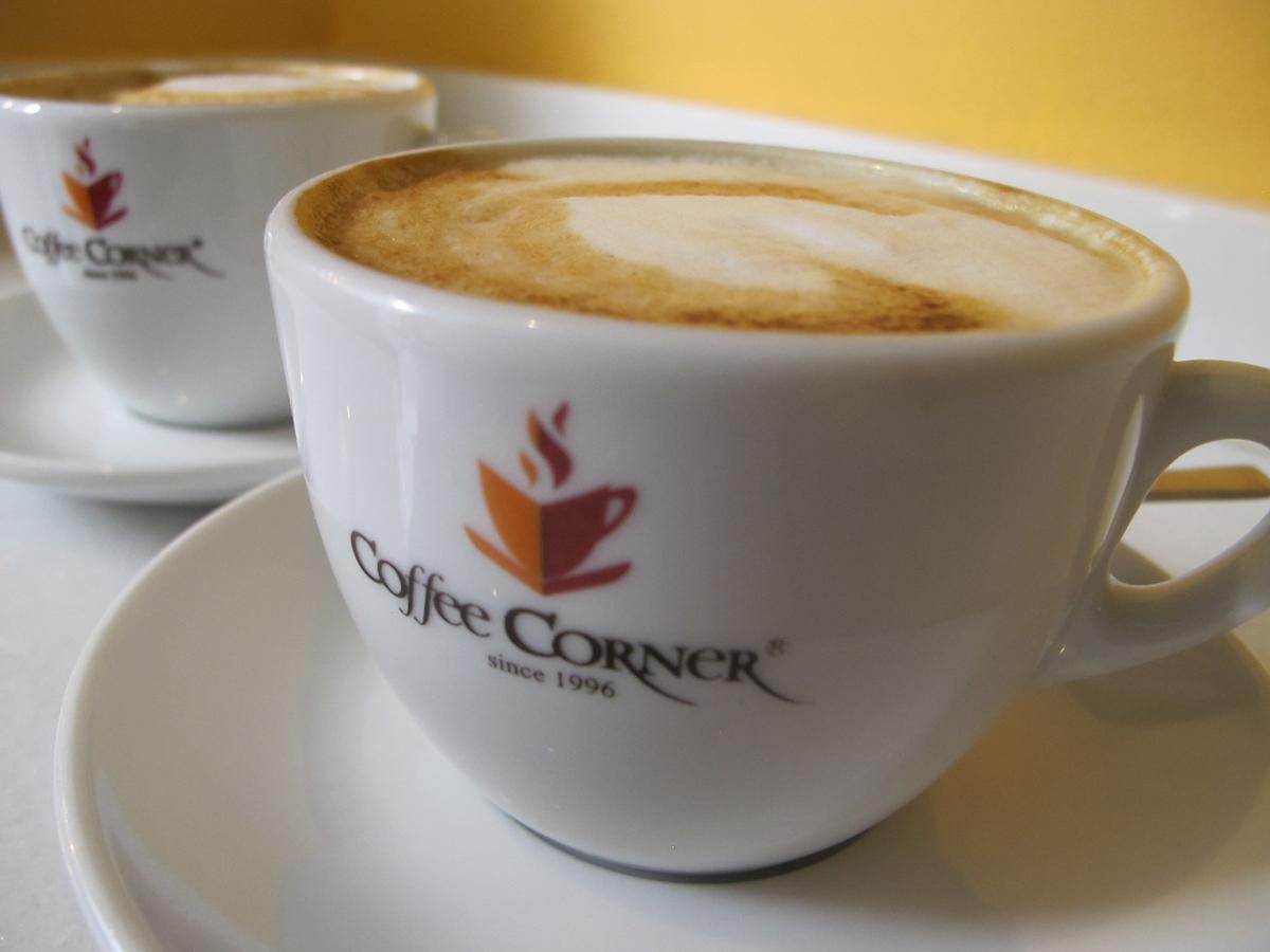 Coffee Corner sirve uno de los mejores cafés de Valencia