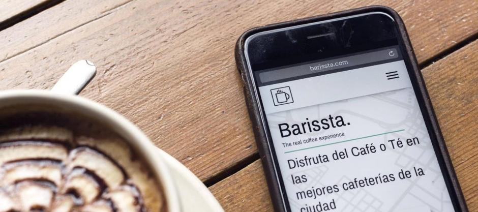 Con la novedosa App Barissta, además de degustar el mejor café de Valencia, ahorrarás hasta un 35% en el precio de cada taza.