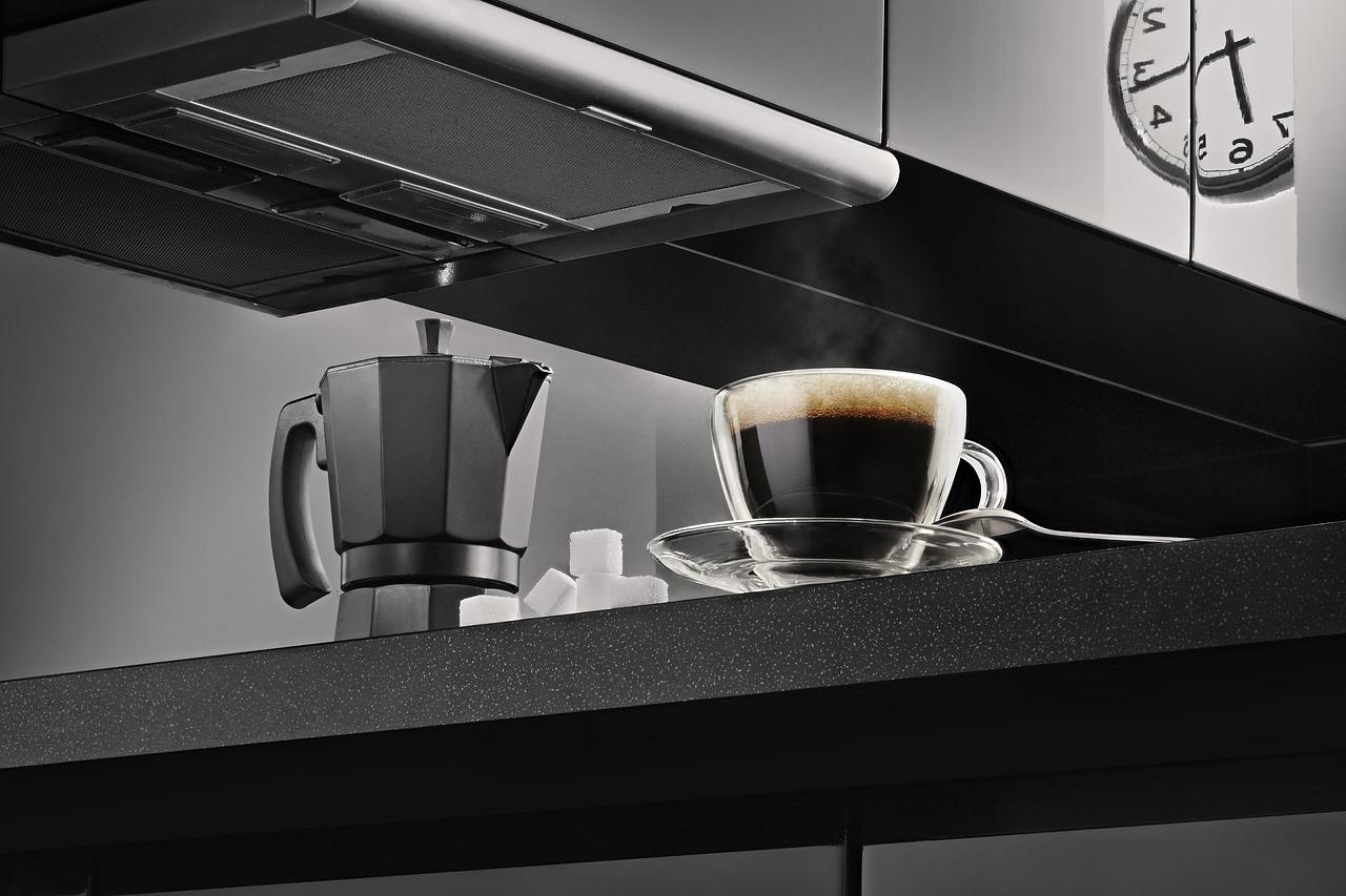 prepara un buen café en casa