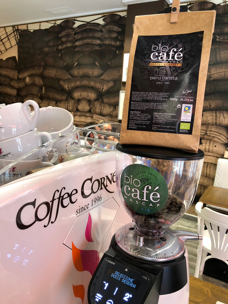 Beneficios del café ecológico