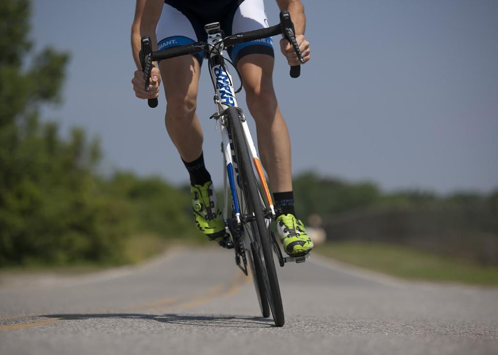 Cafeína y ciclismo