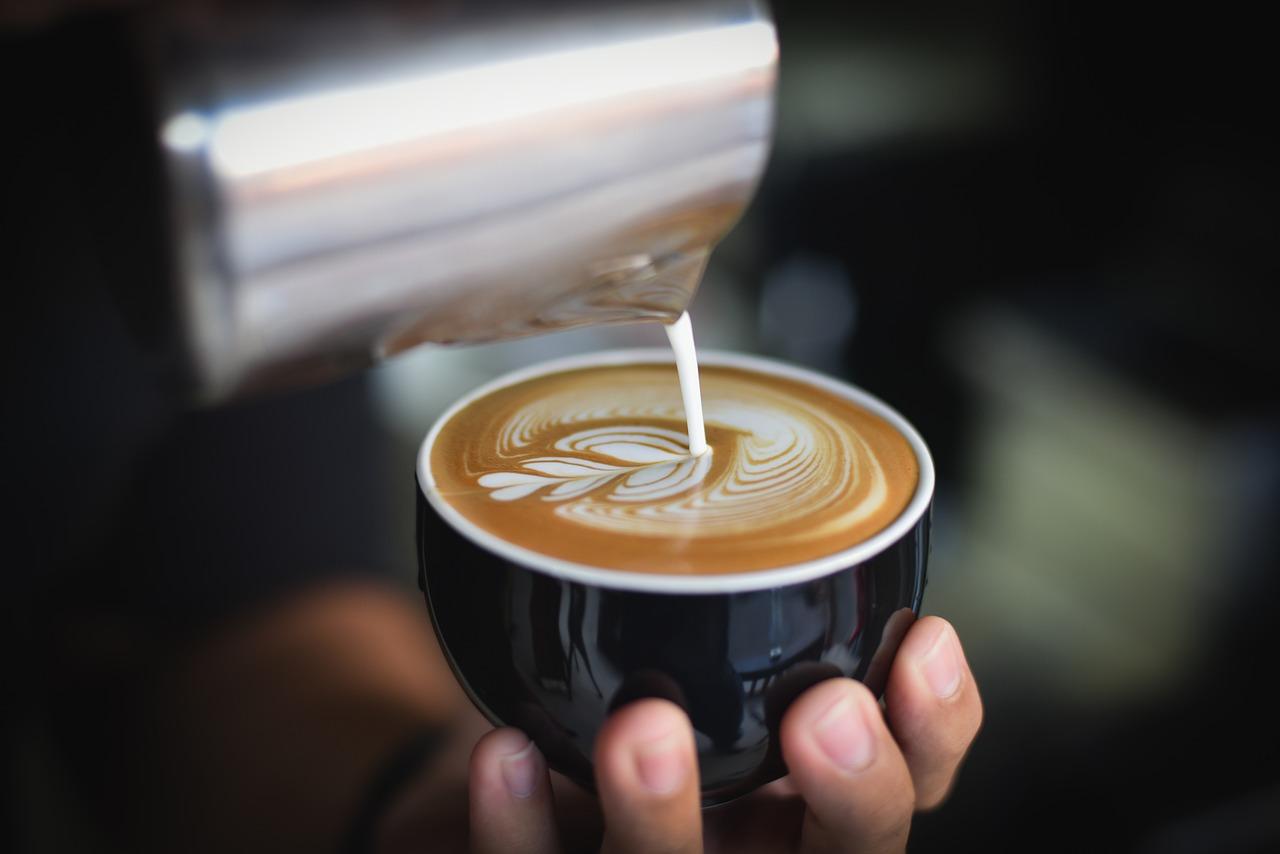 valor nutricional de una taza de café