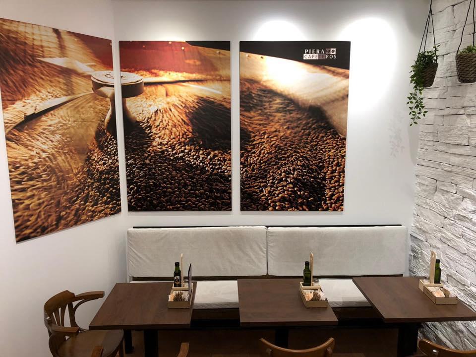 Inauguración nuevo Coffee Corner en la calle Comedias 3 de Valencia.
