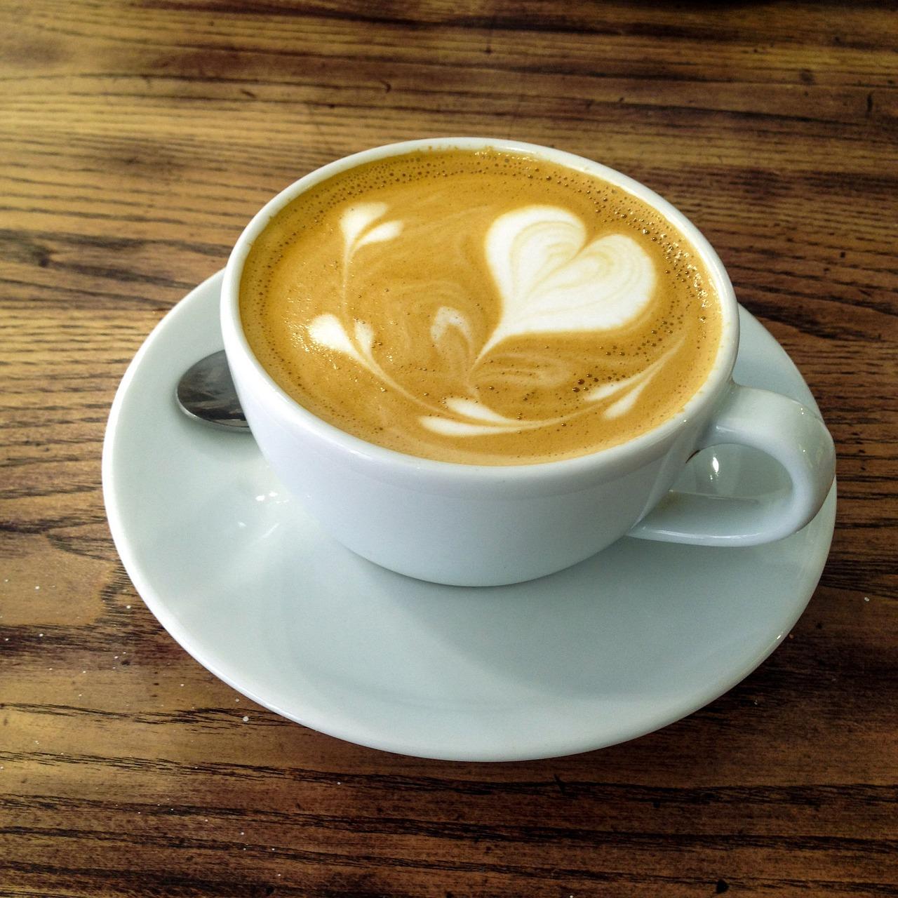 Diferencias entre el café latte, capuchino y café con leche
