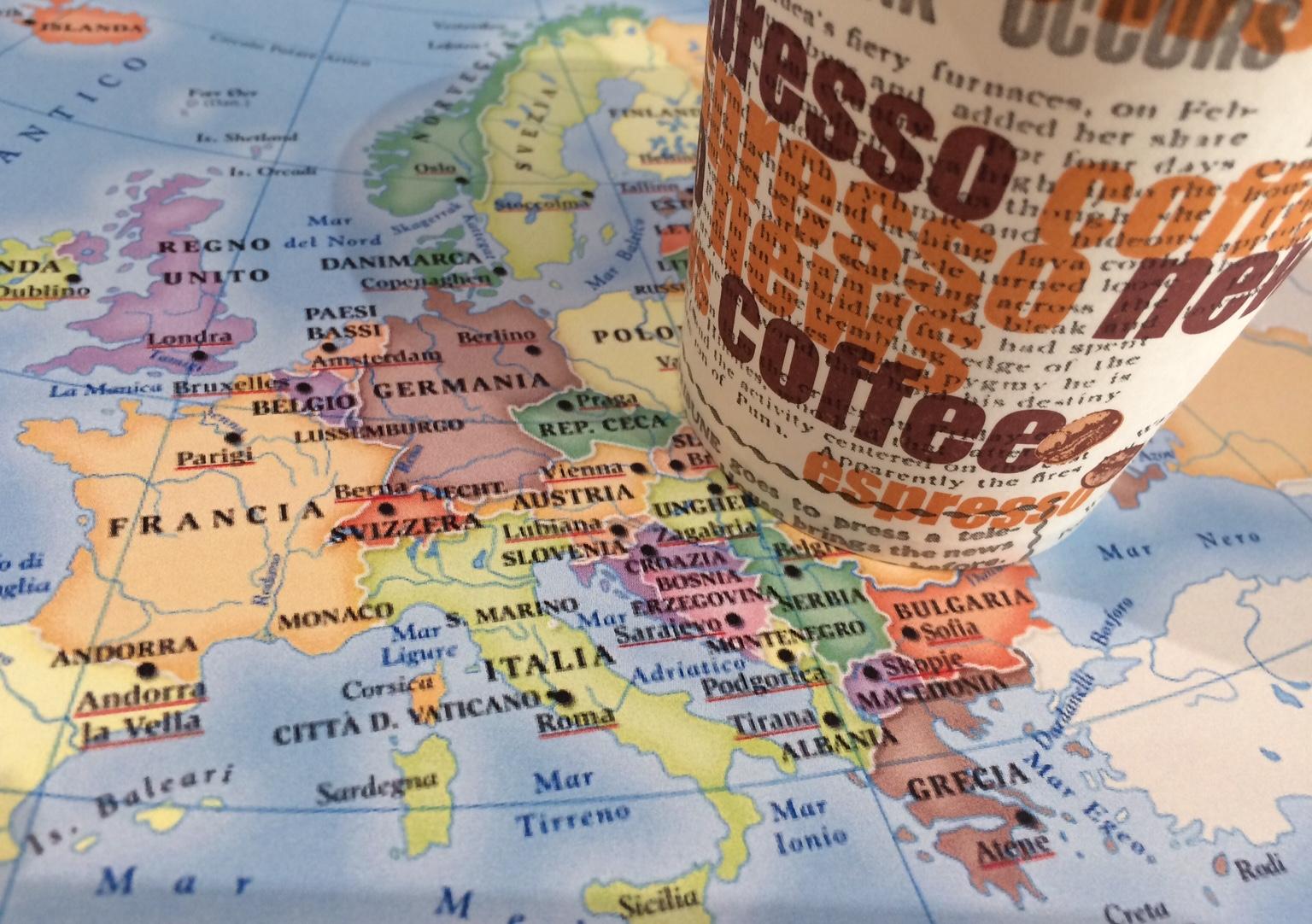 Los mejores cafés europeos